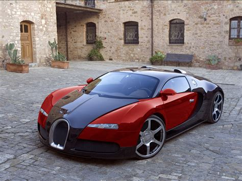 Bugati Car : Bugatti Veyron Cars Wallpapers