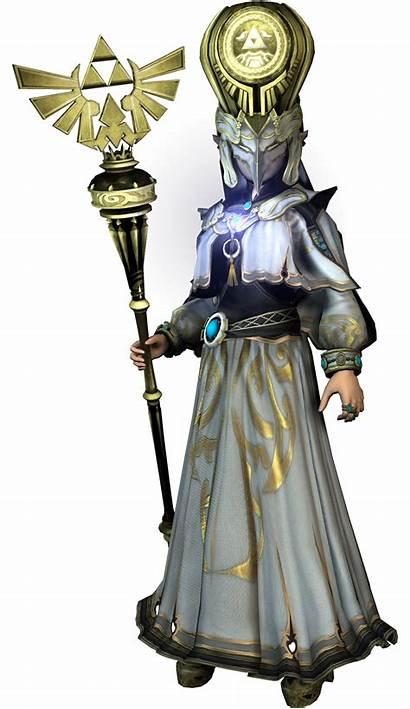 Wizard Clipart Hylian Transparent Rafiki Hyrule Clip