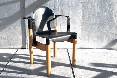 elma van der stoel industrieel vintage flex 2000 stoel gerd lange thonet