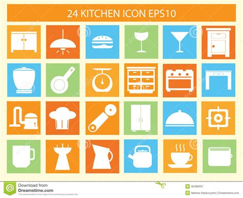 icon kitchen design kitchen icon stock vector image of bakery fruit 1762