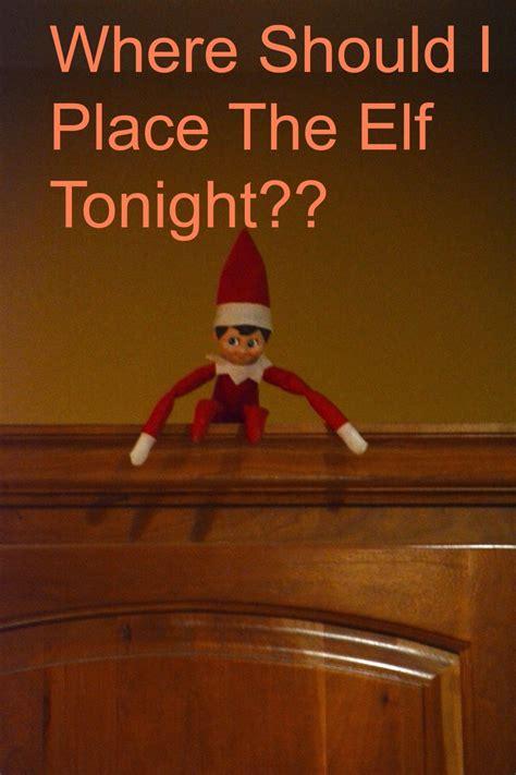 boyjudy  elf   shelf   ideas  hide