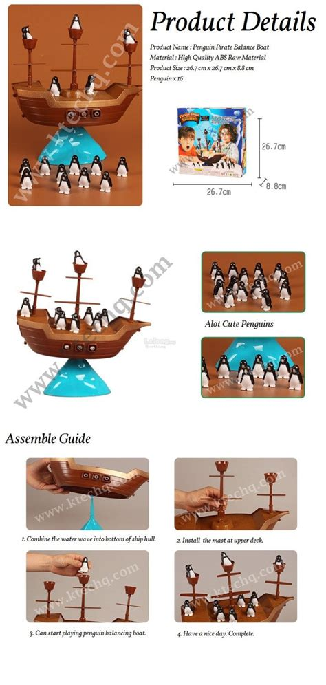 Pirate Boat Balancing Game by Penguin Balancing Pirate Boat Roulet End 10 6 2017 2 15 Pm