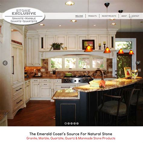 recently completed websites effective seo and design