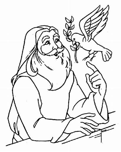 Coloring Pages Christian Sheets Books Sheet Printable