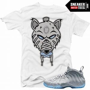 "Wolf Grey Foams shirts to match ""Wolf Grey"" White Sneaker ..."
