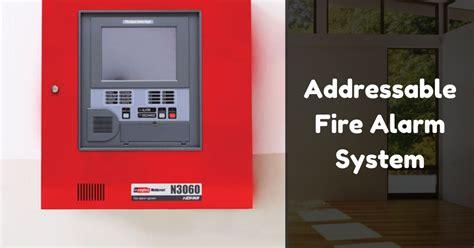 fire safety addressable fire alarm system firetronics