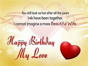 60+ Most Beauti... Beautiful Love Birthday Quotes