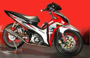 Modification Blade Manufacturer Honda 110r Style