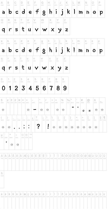 Korean Calligraphy Font | dafont.com