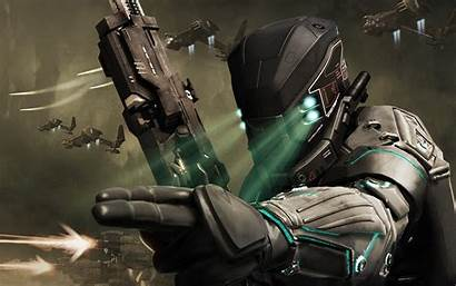 Wallpapers Amazing Backgrounds Sci Fi Videogames
