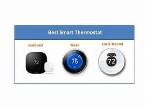 Bestes Smart Home : best smart thermostat making a smart home ~ Michelbontemps.com Haus und Dekorationen