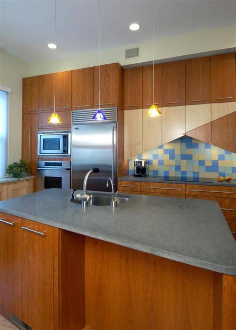 22+ Stylish Kitchen Countertop Designs, Ideas, Plans