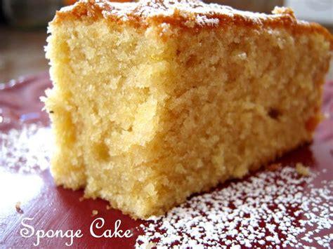 gourmet guyanese christmas sponge cake