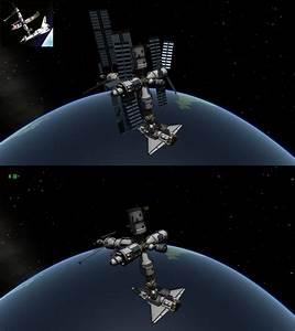 Mir Space Station by ScarletLightning565 on DeviantArt