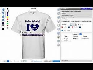 Free Tee Shirt Design Online Custom T Shirt Maker Software And Application