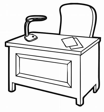 Table Clip Clipart Desk Clipartpanda Round Terms