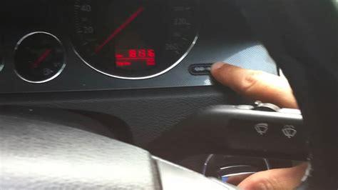 logiciel pour effacer voyant airbag tuto comment enlever service maintenant passat golf touran