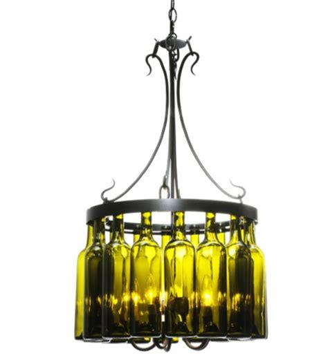 wine bottle chandelier for sale sixteen wine bottle chandelier for sale cottage bungalow