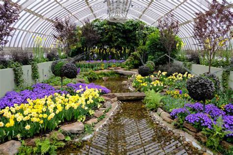 Spring Flower Show 2017: Enchanted Forest   Phipps