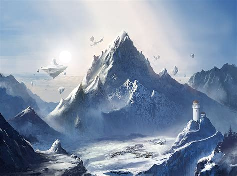 Breath Of The Wild Wallpaper 4k Mobile Game Snow Mountain By Mrainbowwj On Deviantart
