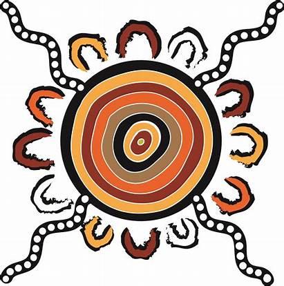 Symbol Aboriginal Cultural Positive Contemporary Arts Research