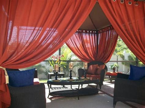Outdoor Gazebo Curtains Gallery