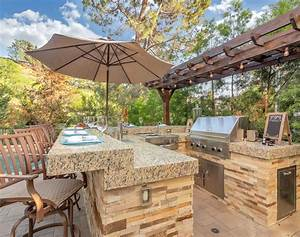 Outdoor Kitchens and Dining | Atlas Pools Inc.