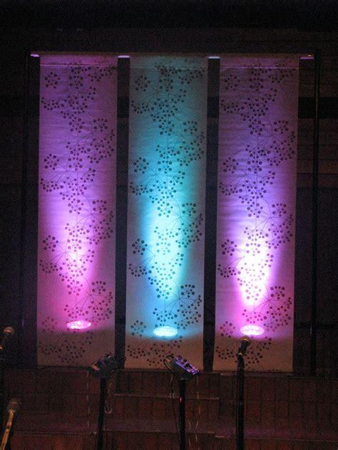 ikea curtain panels nhc summer set design stage design