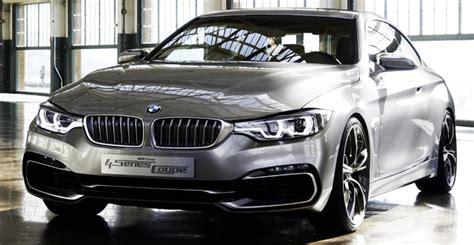 bmw  concept  series coupe debut  detroit