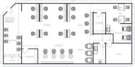 spa floor plans salon floor plan 2 business decor salons salon ideas and future