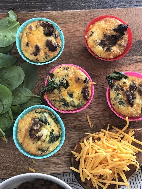 fryer air egg cups keto carb low recipe eggs diaries cook