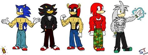 Muscle Favourites By Tailsdollhiper On Deviantart