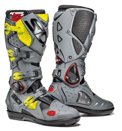cheap motorcycle riding shoes 575 00 sidi mens crossfire 2 srs offroad motocross 998331