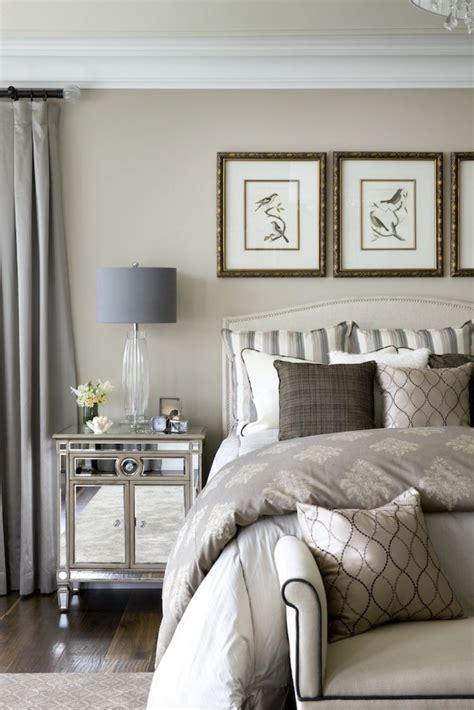 la meilleur decoration de la chambre couleur taupe