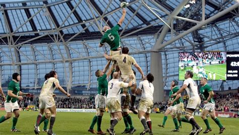 Six Nations preview: Ireland v England | PJ Wallace Cycles ...