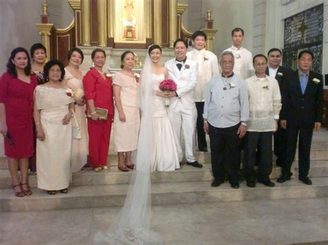 philippines principal sponsors wedding dresswedding