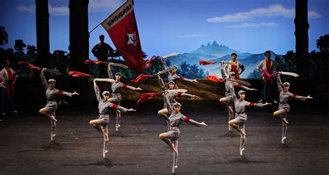 National Ballet Of China In Arts Centre Melbourne's Asia Topa