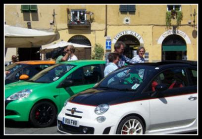 Fiat Abarth Top Gear by 5ooblog Fiat 5oo New Abarth 500 C Top Gear Lucca