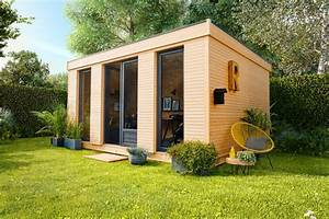 abri de jardin 10 modeles qu39on aime cote maison With lovely idee de terrasse exterieur 5 idee decoration bureau original