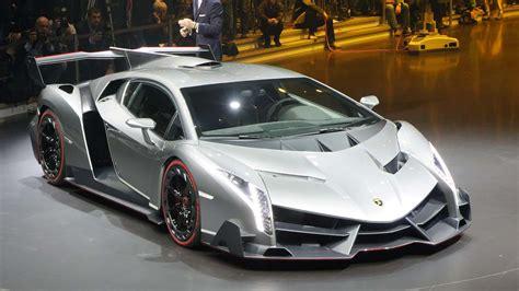Ferrari Laferrari Vs Lamborghini Veneno Vs Mclaren