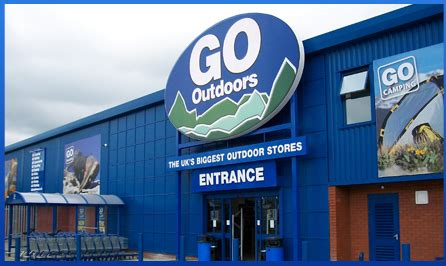 Latest Clearance Offers From Go Outdoors  Up To 70% Off