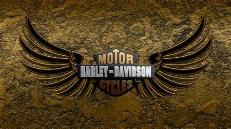 Harley Davidson Logo Wallpaper ·①