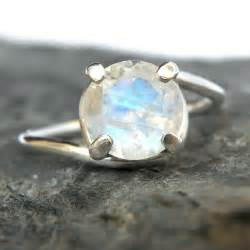 moonstone engagement rings rainbow moonstone engagement ring in sterling silver rainbow moonstone silver ring moonstone