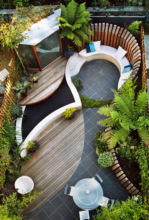 Tiny Backyard by Landscaping Ideas Malaysia Creatively Practical Scapexpert