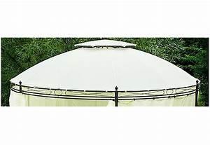 Ersatzdach Für Rund Pavillon Beige ø 3 5 M : ersatzdach f r rund pavillon beige 3 5 m ebay ~ Indierocktalk.com Haus und Dekorationen