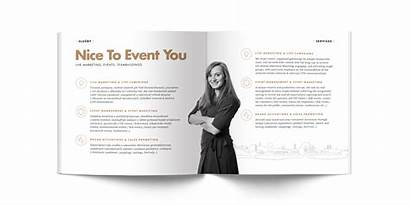 Brochure Behance Creative