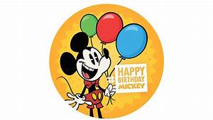 Happy Birthday Mickey Mouse : mickey mouse s birthday celebration coming to disney parks disney parks blog ~ A.2002-acura-tl-radio.info Haus und Dekorationen
