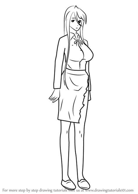 learn   draw shizuka marikawa  highschool