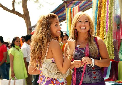 Scenes From Cheetah Girls 2