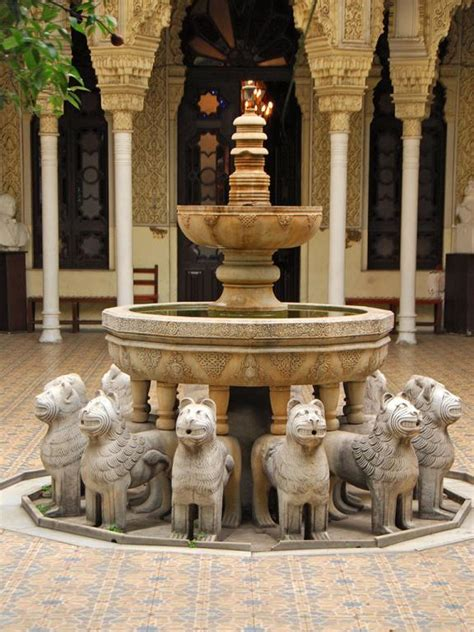 palacio la alhambra world monuments fund